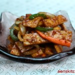 Spicy Fish Cake BokkEum