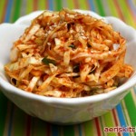 Spicy Shredded Cabbage MuChim