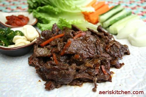 Pork Bulgogi Recipe Bulgogi is one of the most
