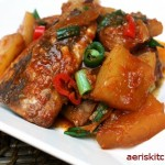 Spicy Mackerel JoRim