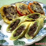 Stuffed Pepper Jeon