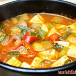 Tofu &#038; Soybean Paste JjiGae