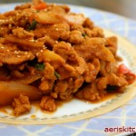 Spicy Pork BokkEum