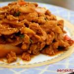 Spicy Pork BokkEum