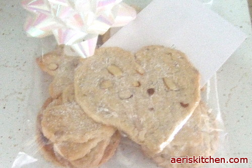 Almond Cookies Recipe