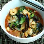 Spicy Seafood GukSu