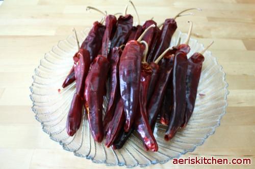 Dried Hot Pepper