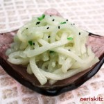 Korean Radish NaMul