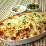 Cheese Oven Spaghetti