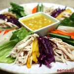 Chicken & Vegetable NaengChae