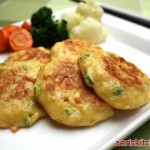 Butter Bean Jeon
