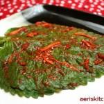Perilla Kimchi