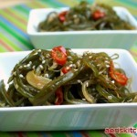 Spicy Salted Seaweed Stem BokkEum