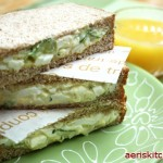 Aeri's Egg Salad Sandwich