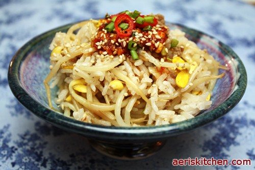 Soybean Sprout Bap – Aeri's Kitchen
