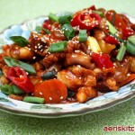Sempio Spicy Small Octopus BokkEum