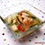 Seafood Soybean Paste Guk