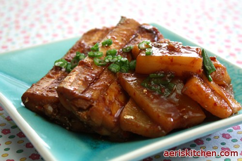 Korean fish dish recipes