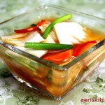 Napa Cabbage Water Kimchi