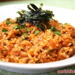 Kimchi Juk