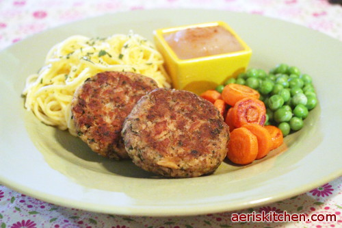 Image Gallery Mackerel Cakes