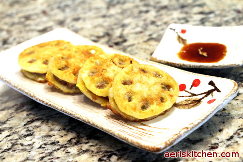 how to cook lotus root