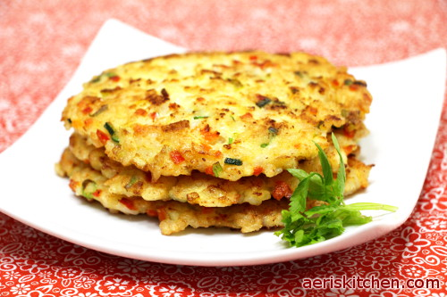 seafood rice jeon aeri s kitchen