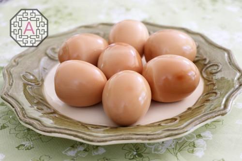 Korean Sauna Eggs With Pressure Cooker Aeri S Kitchen